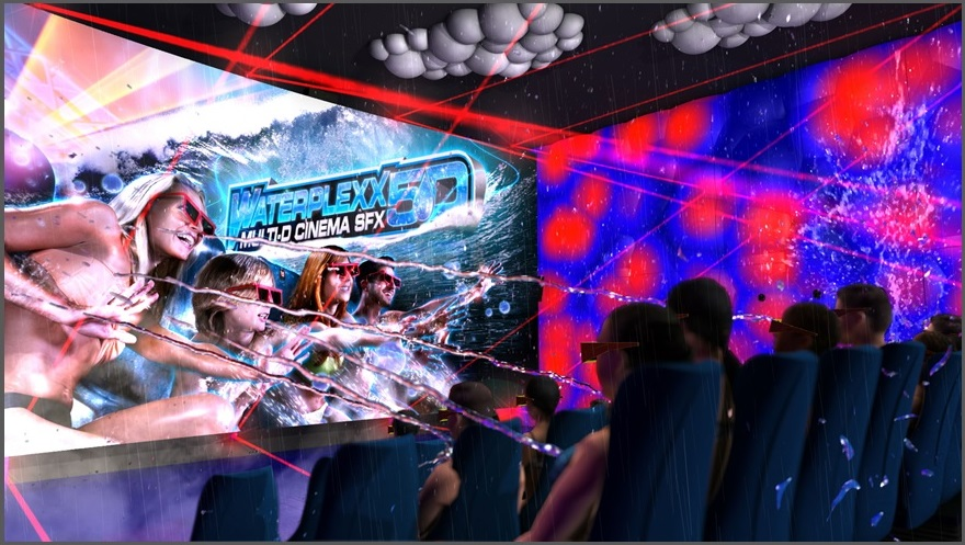 Waterplex 5D Cinema