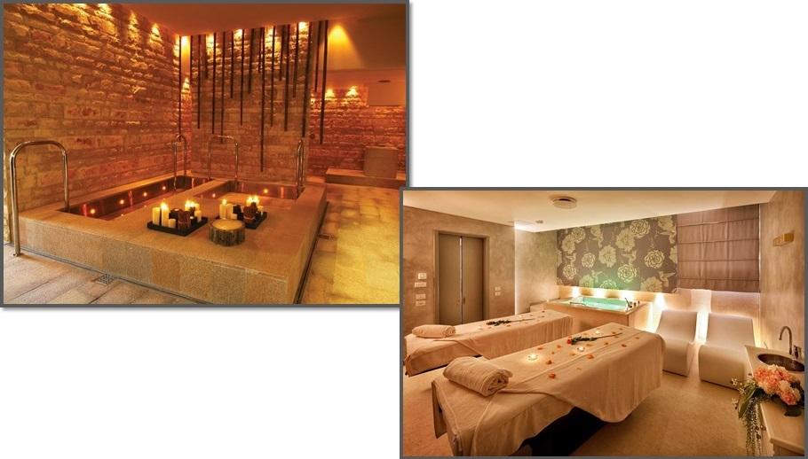 Spa, Sauna Steam Room